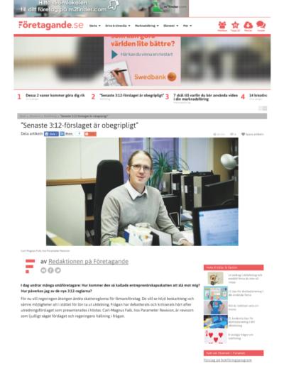 Artikel-företagande.se-Senaste-3_12-förslaget-är-obegripligt-170615_Sida_1-721x1024