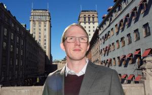 Carl-Magnus Falk VD Falköga  och expert på 3:12 reglerna