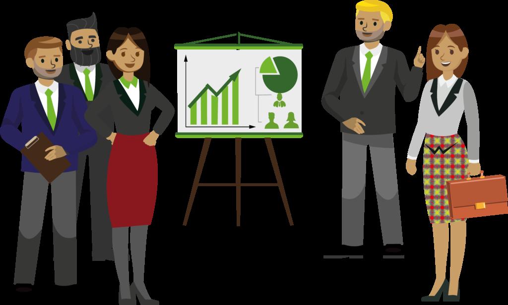 Nätvärk för våra uppdragsgivare - För fler och bättre affärer